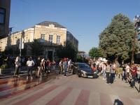 Protesti Korona Vranje