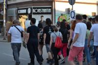 NArodni protest-Vranje dan drugi