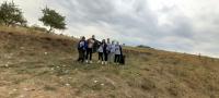 Akcija čišćenja obale Aleksandrovačkog jezera