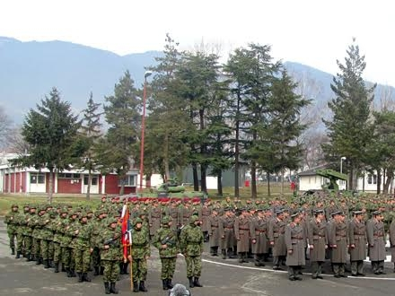 Konkursi za prijem u vojne škole