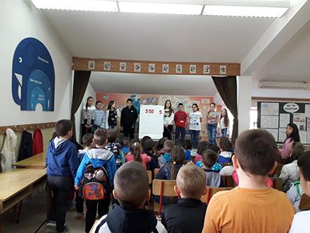 Preduskršnja druženja u Petoj školi