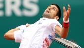 Novak trijumfalno startovao na šljaci