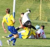 Dinamo po bod u Trstenik