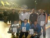 Četiri medalje za MMA Iron
