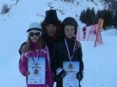Uspesi vranjskih skijaša