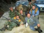 Lovci iz Hana odstrelili vuka