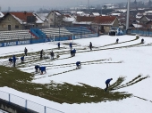 Dinamo sa Radnikom u Belom Polju