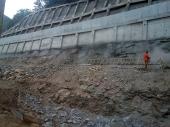 KORIDORI: Nema urušavanja zida kod Džepa