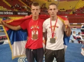 Dve medalje za kik boksere iz Vranja