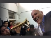 DINAMO: Luda proslava jesenje TITULE (VIDEO)