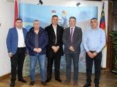 Predstavnici opština sa KiM u Vranju