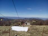BESNA KOBILA pod lupom Skijališta Srbije