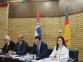 Usvojeni izveštaji o radu organa lokalne vlasti u Vranju