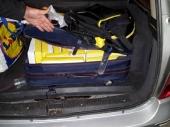 Da mu se nađe: Kofer pun DUVANA
