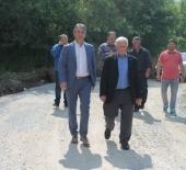 U toku završni radovi na asfaltiranju pravca Dulan - Ćukovac