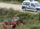Nastradao traktorista kod Vranja
