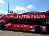Zvezda slavi titulu – 50.000 navijača na ulicama Beograda