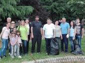 Naprednjaci čistili Vranje i Banju