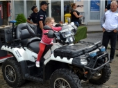 Dan MUP-a: Policija izašla na ulicu (FOTO, VIDEO)
