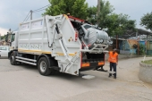 USAID i Vranje poklonili smećar KOMRADU