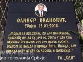 Pola godine od ubistva Ivanovića i dalje nema osumnjičenih