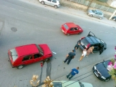 Taksi UDARIO ŽENU kod Gornje kasarne