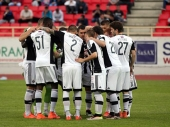 Lagano ka Litvaniji: Partizan siguran protiv Rudara (VIDEO)
