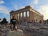 Marko stigao do Atine i sakupio 60.000 evra za lečenje Teodore