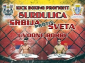 Spektakl: Srbija se tuče protiv SVETA