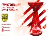 Kup Srbije: Dinamo ponovo protiv ZVEZDE