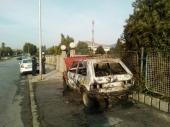 Policija rasvetlila paljevinu automobila u Vranju