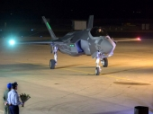 Posle uspešne premijere srušio se borbeni avion F-35