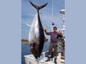 Hrvat ulovio tunu kapitalca vrednu skoro 5.000 evra