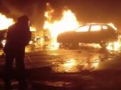 Stotine novih Maseratija i FIAT-a izgorelo u italijanskoj luci