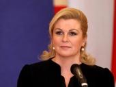 Kitarovićeva: Razočarana sam, ne znam kako se oseća Vučić