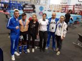 Ivana i Mladen ZLATNI na Trofeju Beograda