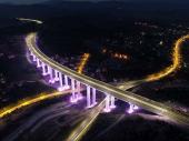Most Vrla u bojama podrške PREVREMENO ROĐENIM BEBAMA