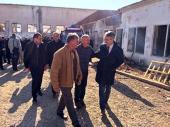 Počela obnova Zadružnog doma u selu Dubnica