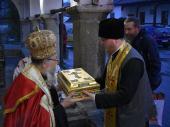 Mošti SVETITELJA IZ RUSIJE stigle u Vranje