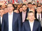Dačić Vučiću: Srbi u Hrvatskoj da slave DAN ZASTAVE kao Albanci u Preševu