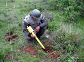 Pronađene i uklonjene MINE kod Bujanovca
