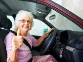 82-ogodišnja baka položila vožnju zbog