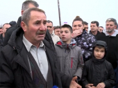 Protest građana na pruzi kod Niša, traže da se prelaz obezbedi