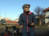 Snežana živi kao nomad, biciklom obilazi svet