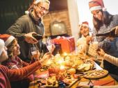 Članovima svoje porodice poklonio DNK testove za Božić