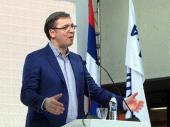 BUDUĆNOST SRBIJE stiže ranije: Vučićev MITING u četvrtak