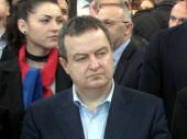 Dačić: Danas uručujemo protestnu notu Hrvatskoj