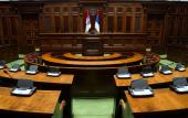 Poslanici stranaka koje su deo Saveza za Srbiju bojkotuju rad parlamenta