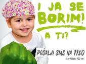 I Vranje daje podršku DECI OBOLELOJ OD RAKA