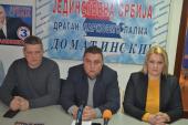Jedinstvena Srbija proslavila stranačku slavu
